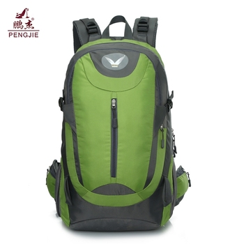 Wholesale high capacity waterproof outdoor sport camping bag rucksack hiking backpack
