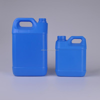blue plastic chemical barrel drums with lid