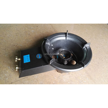 Good quality biogas stove cast iron stove burnning long gas stove on sales