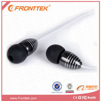 New product best quality good sound cheap earbuds with logo supplied by china factory