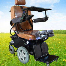 DW-SW02 Electric standing wheelchair electric power recline