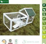 DFR023 Hot Sale Custom Made Foldable Wooden Rabbit House