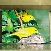 CE RoHS P7.62mm 5*3m full color indoor advertising 3-in-1 smd led display billboard