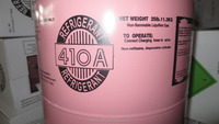 High purity refrigerant gas r410A with cheap price ,substitute for r22