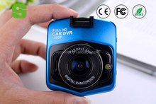 Hot selling 1080p manual car camera hd dvr 2.4 inch car recorder camera 120 degree r300 manual car camera hd dvr