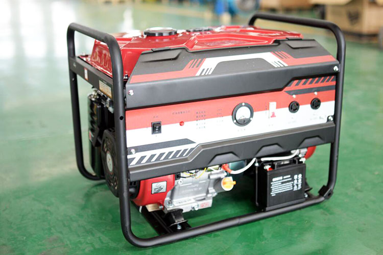 8kw portable gasoline 230v generator prices myanmar