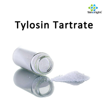 CAS NO 1405-54-5 Vet drug tylosin tartrate powder with low price