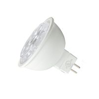 Energy Star UL Listed led bulb 6.5W MR16 led spotlight with 3 years warrany