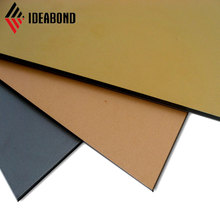 IDEABOND Clad Material Aluminium Sheet for Trailers Polyester Resin Wall Panels
