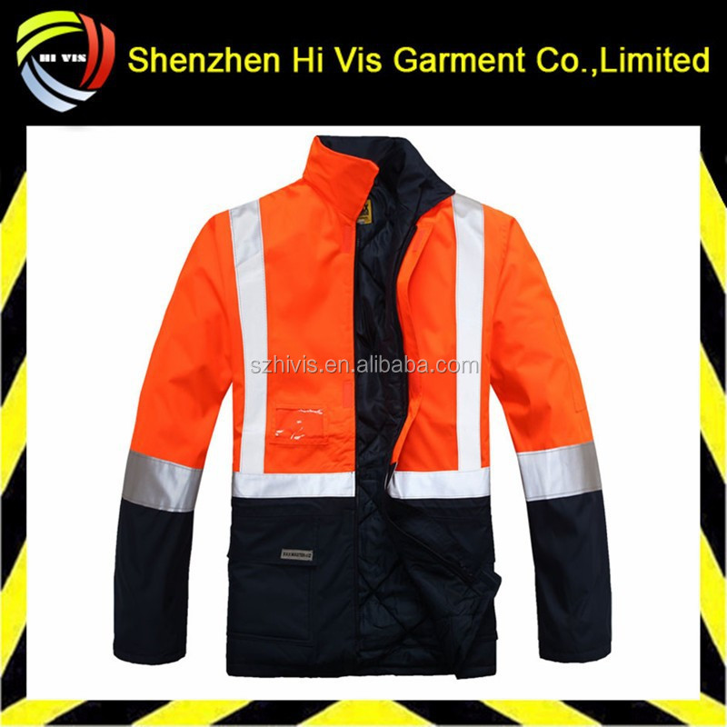 Wholesale high visibility 3m reflective safety jacket for Wholesale high visibility shirts