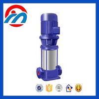 SS304 multistage GDL vertical inline centrifugal pump