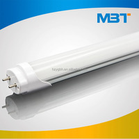 M.B.T LIGHTING 360 degree t8 led light tube t8 glass 18W,smd2835 t8 led tube light t8,led t8 tube light