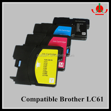 Compatible Ink Cartridges for Brother Lc39 Lc980 Lc38 Lc61 Lc990 Lc16 Lc11 Lc65 Lc1100