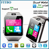 Top Pedometer Sync Android Facebook mobile phone watch 4g