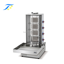 Most Popular Commercial Gas Shawarma Machine For Chicken