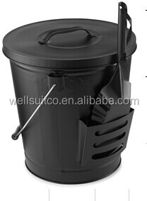 sand bucket with shovel/coal bucket/ash bucket