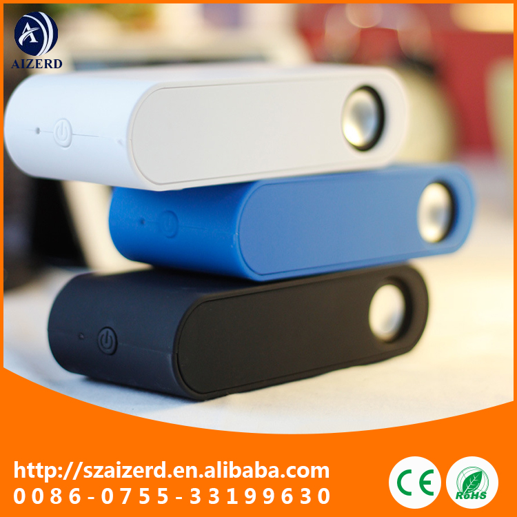 Hot Selling Vibrating Induction Speaker Mini Wireless Amplifier Speaker for kinds of Mobile Devices