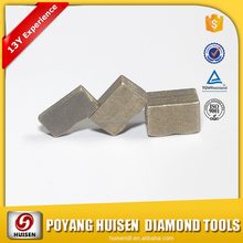 Custom Diamond Segments Making Machine Diamond Segment For Sand