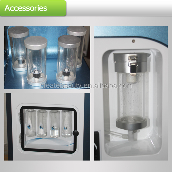 7 in 1 8 bar pressure Oxygen facial water peel almighty oxygen jet peel machine for skin rejuvenation
