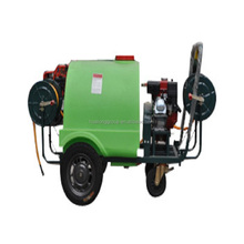 Agriculture equipment Self-propelled amphibious boom pesticide sprayer for corn fruit tree and wheat