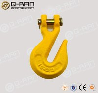 Us Type Drop Forged Clevis Grab Chain Hook
