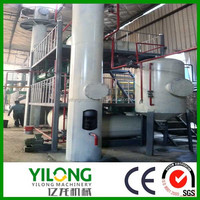 30tons/day waste oil treatment with diesel distillation