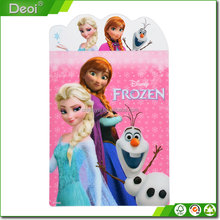 kids children students custom cartoon pp placemat and writing pads mats for student
