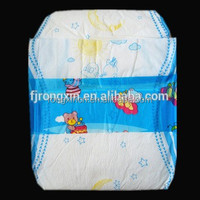 2017 Economical Wholesale Breathable Clothlike Sleepy Baby Diapers Export To Africa