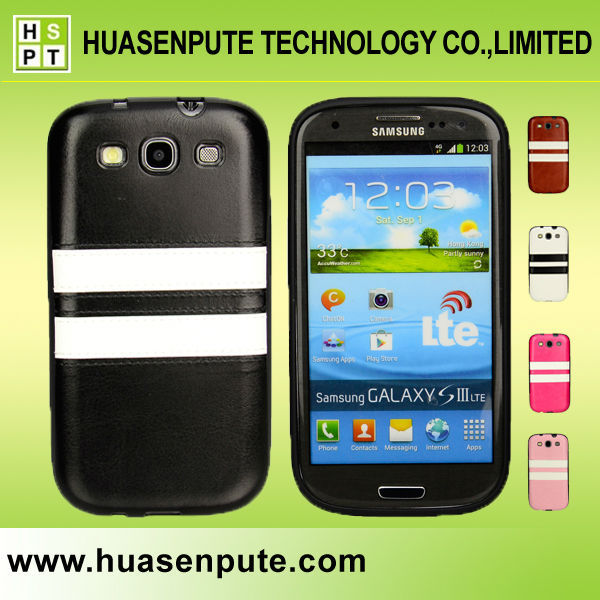High Quality Alibaba China TPU Mobile Phone Cover For Samsung Galaxy S3