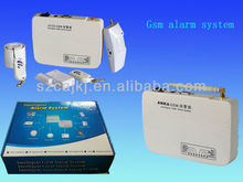 Cheap intelligent wireless alarm system with gsm sms