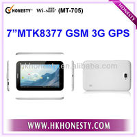 Android 4.1, MTK8377 Dual Core, 7 inch Tablet , WiFI, Bluetooth, FM Radio, TV, GPS, 3G Multi Touch