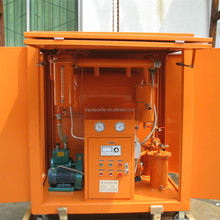 Transformer Oil Filtering/ Refinery/ Purification Machine