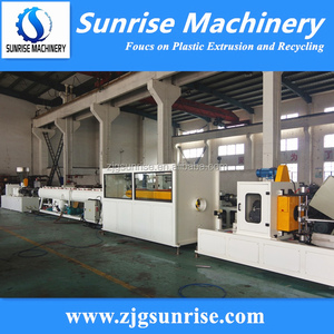 China Good Quality Plastic PVC Pipe Production Line for sale