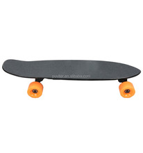 Factory Directly Remote control single drive boosted Electric Skate board Lithium-ion Battery fast electric skateboard(ESK04)