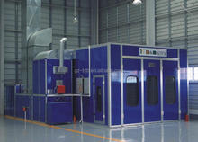 hot sale car paint spray baking booth oven