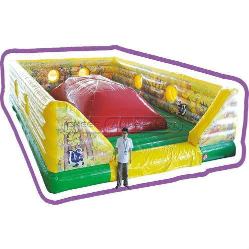 Cheer Amusement Interactive Sport Inflatable Bouncer for Sales