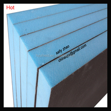 fireproof wall fiberglass tile backer board