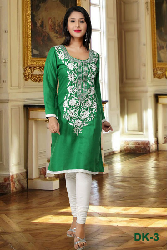 Cotton Kurta designs for women