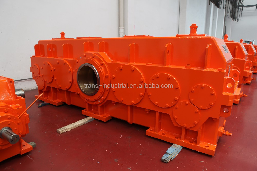 Crane main hoist gearbox STS RTG RMG ASC Customized reducer for aging crane