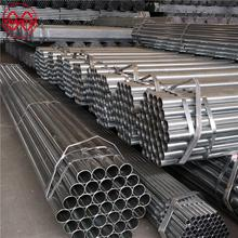 "chinese supplier animal farm equipment 1"" gi pipe price low carbon steel tube building materials"