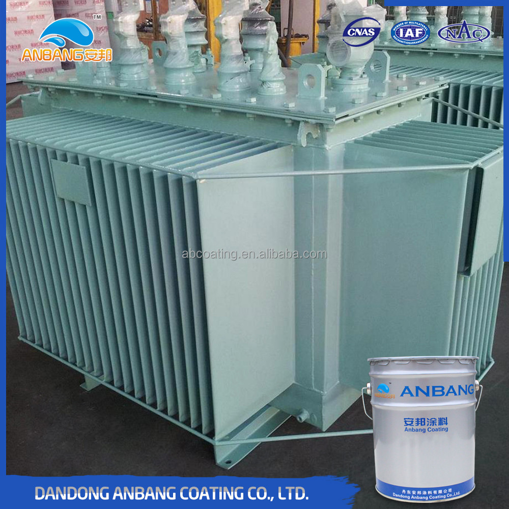 Anti dust paint for electric motor surface coating
