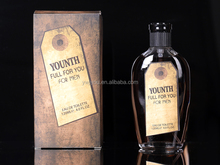 120ml youth perfume for men long lasting male perfume