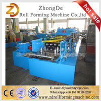 National Road Used Hydraulic Steel Highway Guardrail Roll Forming Machine