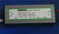 10 Series 4 Parallel 40W 1200mA LED Driver LED Drive 1200mA