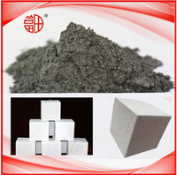 Flaky Aluminium Nitride Ball Mill Powder for Aerated Concrete