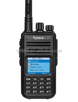 Transflective LCD DMR Mototrbo TDMA digital walkie talkie MD-380 HYT and Vertex Mototrbo compatible