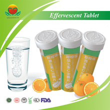 2015 Hot Sale Vitamin C Effervescent Tablets