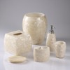 /product-detail/luxury-glossy-white-hotel-resin-bathroom-accessories-set-with-capiz-shells-60822280461.html
