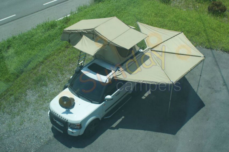 Car Roof Awning