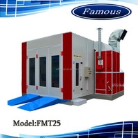 New product paint drying chamber/used car spray booth/car baking oven for sale